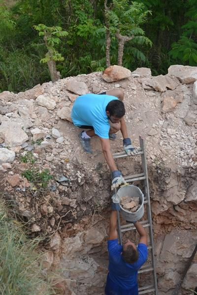 Volunteer Building In Latin America The Caribbean