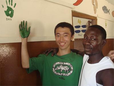 Care and community Volunteer in Ghana